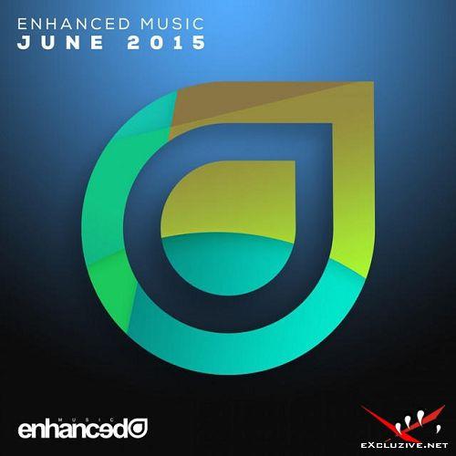 VA - Enhanced Music June (2015)