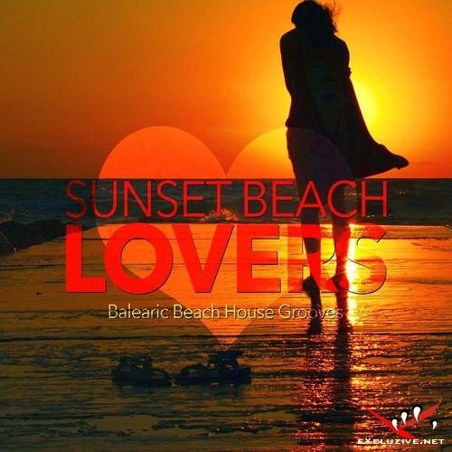 VA - Sunset Beach Lovers Balearic Beach House Grooves (2015)