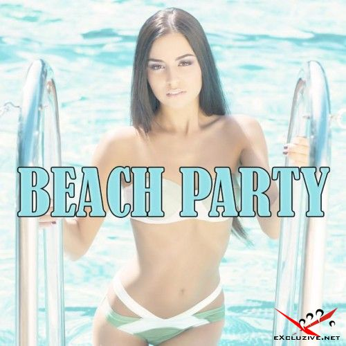 VA - Deep House Music - Beach Party (2015)
