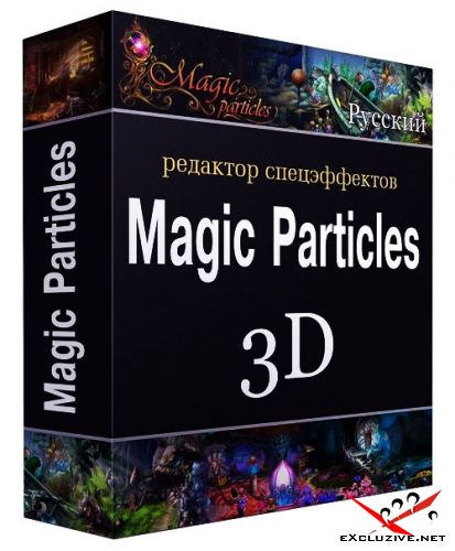 Magic Particles 3D (Dev) 3.53 + Special Effects