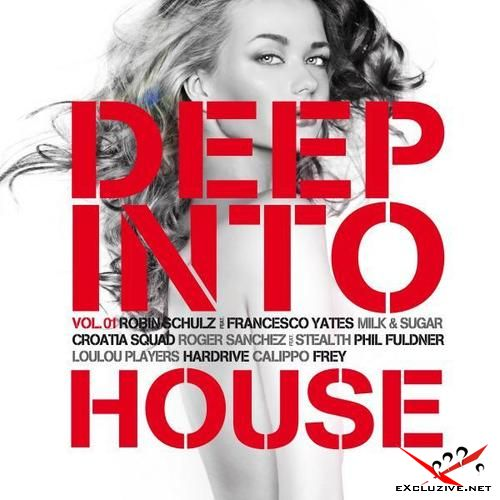 Deep Into House Vol.1 (2015)