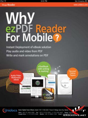 ezPDF Reader PDF Annotate Form v2.6.7.0 [Android]