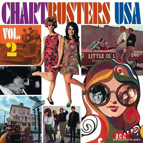 Chartbusters USA Vol.2 (2002)