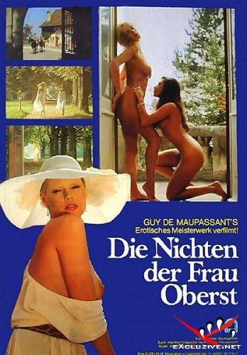 Племянницы госпожи полковницы / Die Nichten der Frau Oberst (1980) HDRip / BDRip 720p