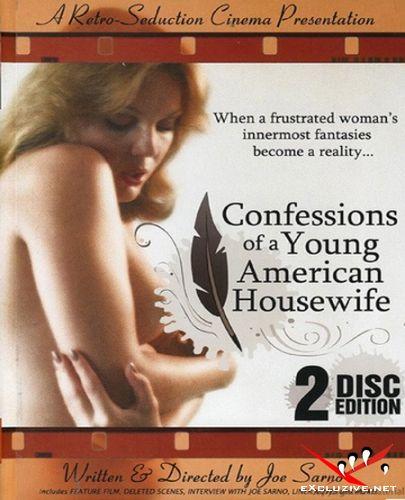 Признание молодой домохозяйки / Confessions of a Young American Housewife (1974) DVDRip