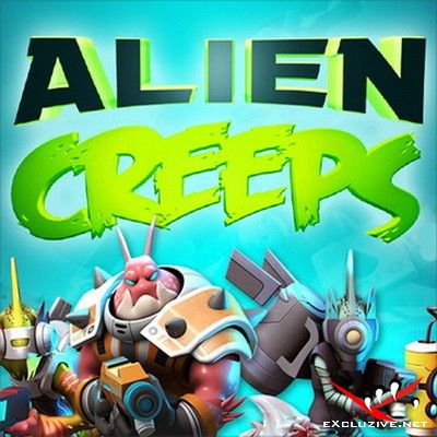 Alien Creeps TD 2.8.1 [Android]