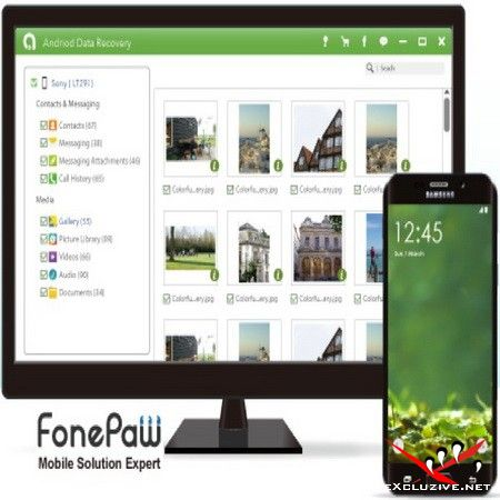 FonePaw Android Data Recovery 2.0.0