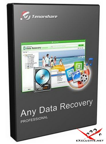 Tenorshare Any Data Recovery Pro 5.6.0.0 RePack