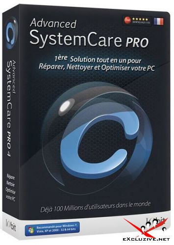 Advanced SystemCare Pro 10.2.0.729 Portable