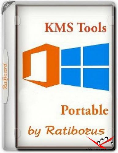 Ratiborus KMS Tools  Portable (01.09.2017)