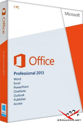 Microsoft Office 2013 SP1 Pro Plus / Standard 15.0.4919.1002 RePack by KpoJIuK