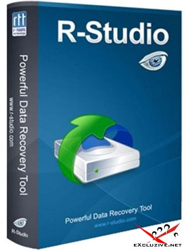 R-Studio 8.3 Build 167546 Network Edition RePack by KpoJIuK