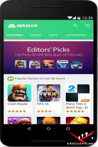 APKPure APK v2.1.0 Ad-Free Mod [Android]