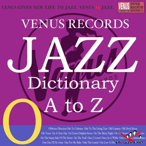 VA - Jazz Dictionary O (2017)