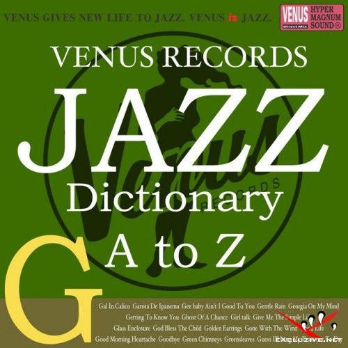 VA - Jazz Dictionary G (2017)