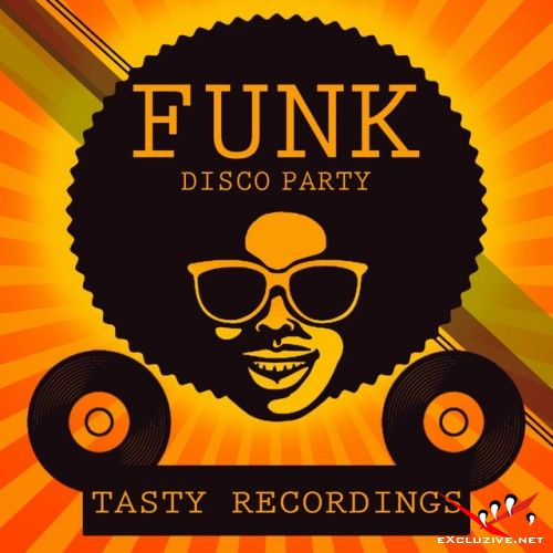VA - Funk Disco Party (2017)