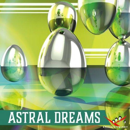 VA - Astral Dreams. Insomnia Help Sleeping Music (2017)