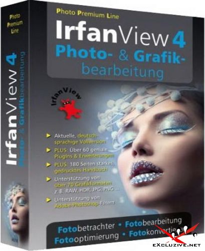 IrfanView 4.44 & portable RePack by KpoJIuK