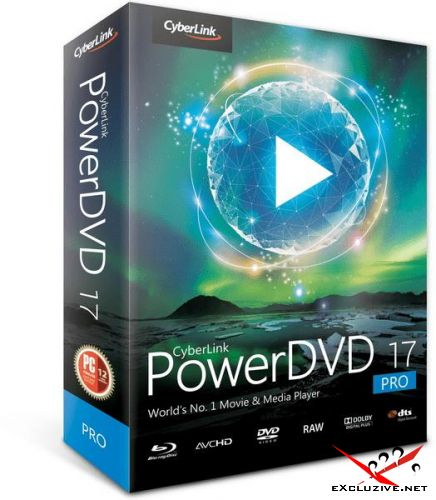 CyberLink PowerDVD Ultra 17.0.1726.60 RePack