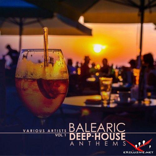 VA - Balearic Deep-House Anthems Vol.1 (2017)
