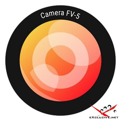 Camera FV-5 v.3.31.2 [Android]