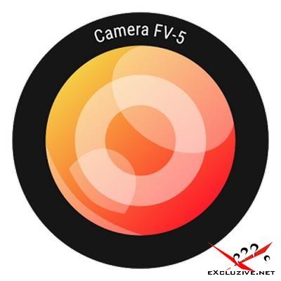 Camera FV-5 v.3.31.2 [Android]
