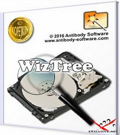 WizTree 3.00 Portable