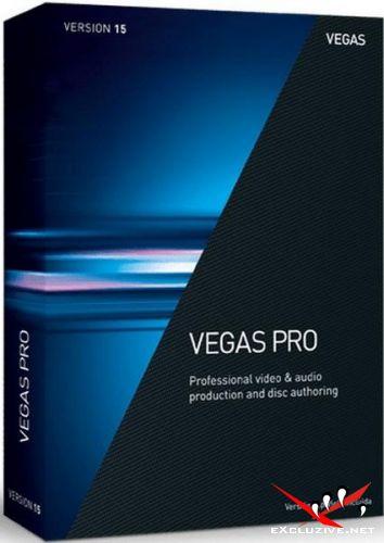 MAGIX Vegas Pro 15.0 Build 177 RePack by KpoJIuK