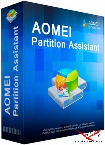 AOMEI Partition Assistant Technician Edition 6.5 DC RePack by KpoJIuK