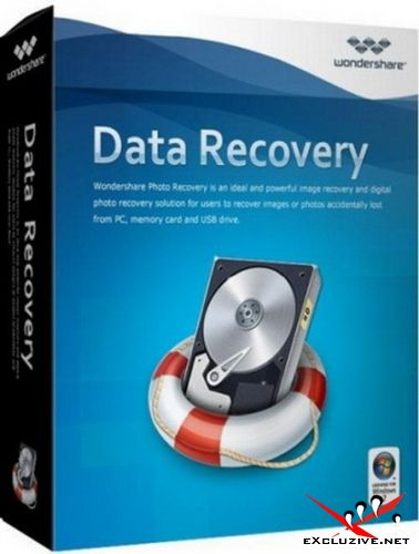 Wondershare Data Recovery 6.2.1.3 RePack & Portable