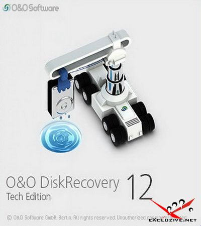 O&O DiskRecovery 12.0.63 Tech Edition Repack от elchupakabra
