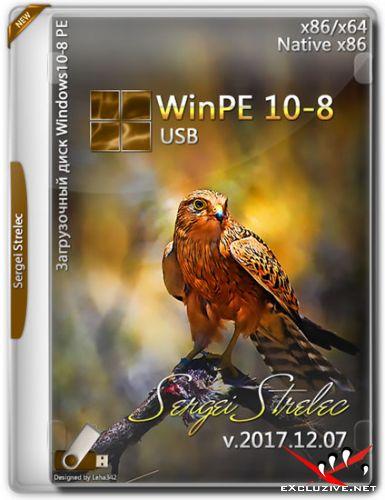 WinPE 10-8 Sergei Strelec x86/x64/Native x86 v.2017.12.07 (RUS)
