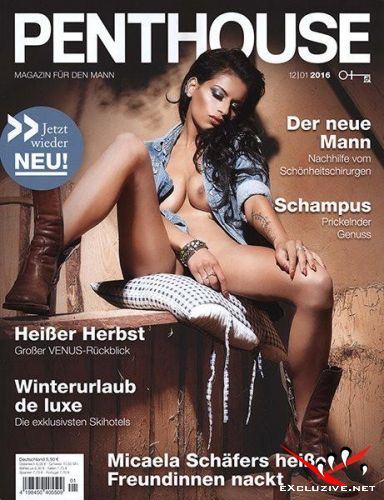 Penthouse Germany (January) 2016