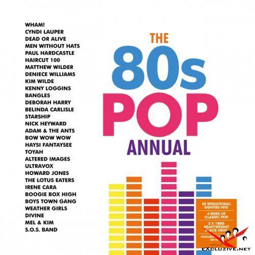 The 80s Pop Annual [2CD] (2017)