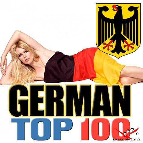 German Top 100 Single Charts 12 January (2018)