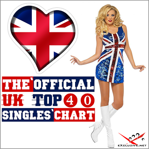 The Official UK Top 40 Singles Chart 12 January 2018