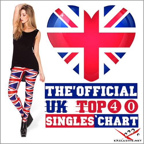 The Official UK Top 40 Singles Chart 19 January (2018)