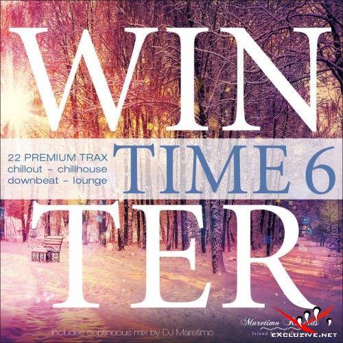 VA - Winter Time Vol.6: 22 Premium Trax Chillout, Chillhouse, Downbeat, Lounge (2018)