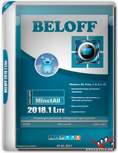 BELOFF 2018.1 Lite (RUS)