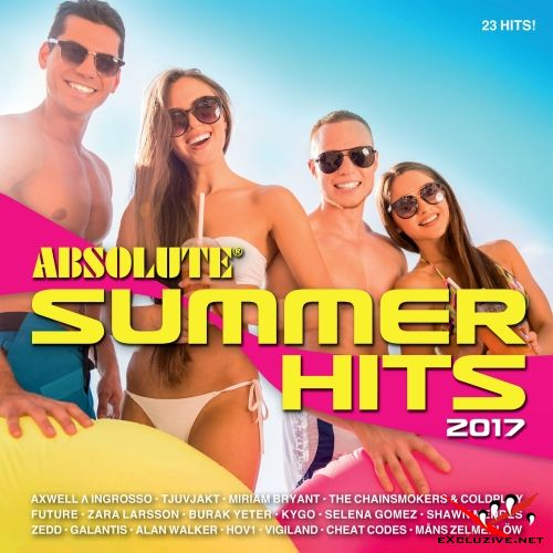 Absolute Summer Hits (2017)