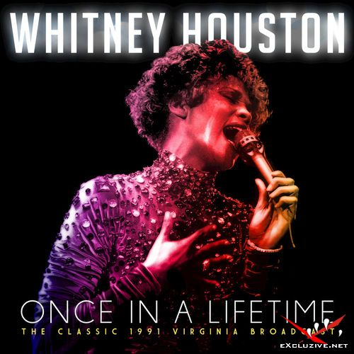 Whitney Houston - Once in a Lifetime (2018)