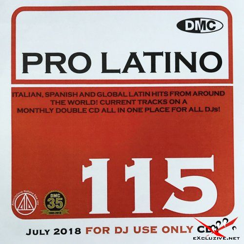 DMC Pro Latino 115 (2018)