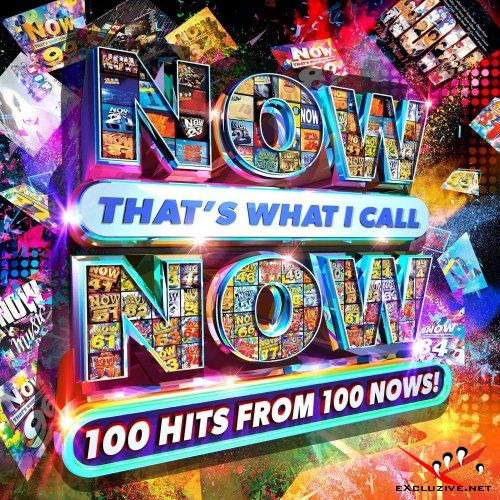 NOW That's What I Call NOW (5CD, 2018)