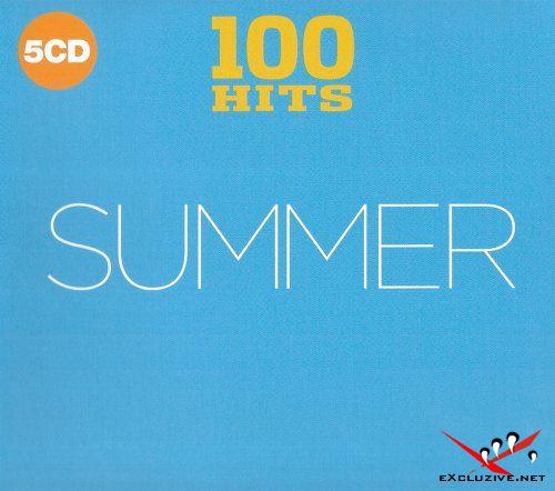 100 Hits: Summer (5CD, 2018)