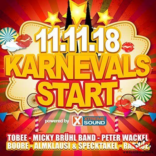 11.11.18 Karnevals Start powered by Xtreme Sound (2018)