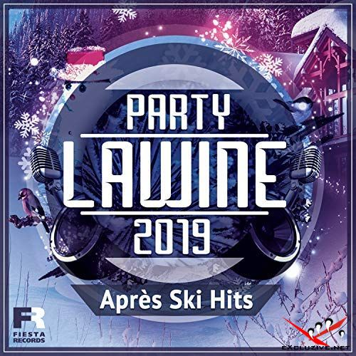 Party Lawine 2019 - Après Ski Hits (2018)
