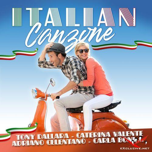 Armada Winter Chill (2018), Italian Canzone - Golden Hits (2CD, 2018)