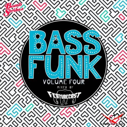 Bass Funk Vol.4, Mixed By Featurecast (2018)