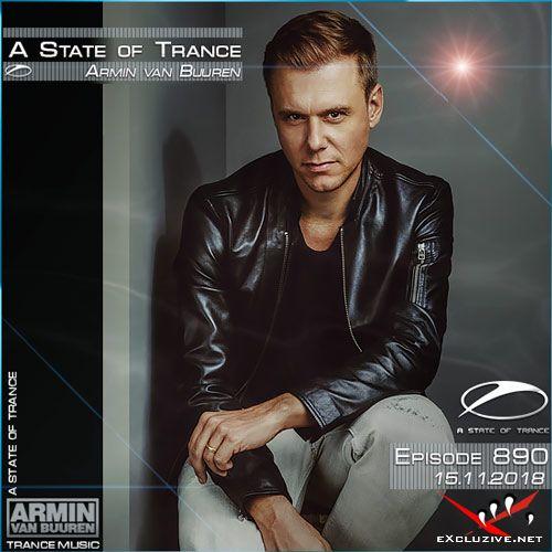 Armin van Buuren - A State of Trance 890 (15.11.2018)