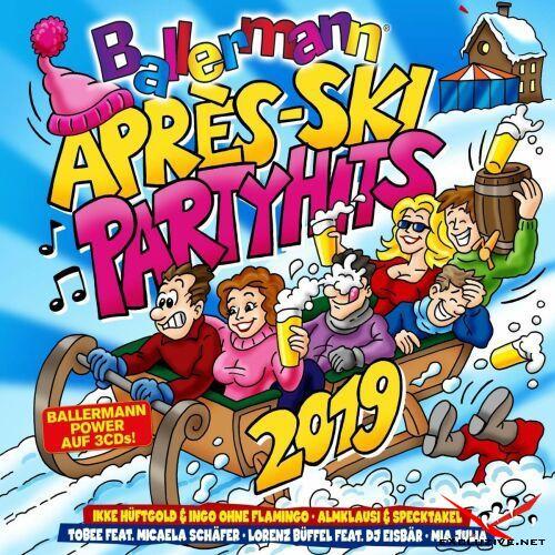 Ballermann Apres Ski Party Hits 2019 (2018)